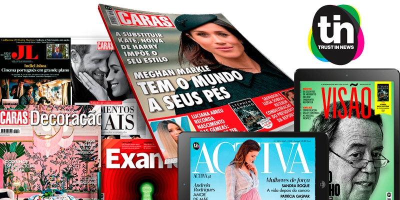The Portuguese publishing group Trust in News manages their